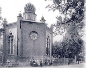 synagoga bolesławiec
