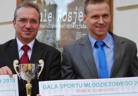 Piotr Roman i Bartosz Gruman