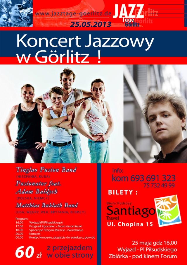 dni jazzu plakat