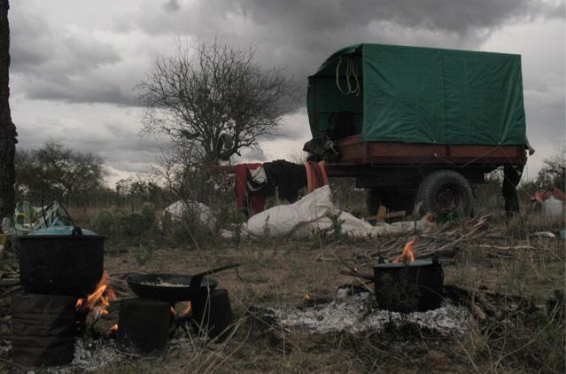 obóz El Carretón del Desierto