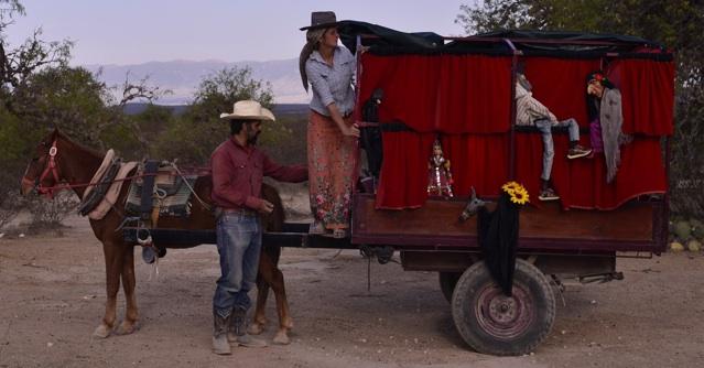 wóz pustyni