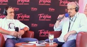 Marek Niedźwiecki i Mariusz Lickiewicz
