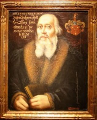 Kaspar Schwenkfeld