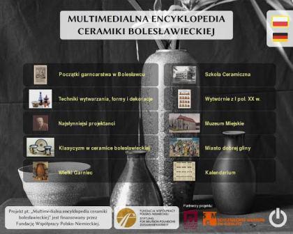 Multimedialna Encyklopedia Ceramiki Bolesławieckiej