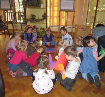 Warsztaty dla dzieci w Muzeum Ceramiki (2)
