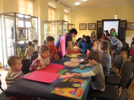Warsztaty dla dzieci w Muzeum Ceramiki (3)