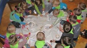Warsztaty dla dzieci w Muzeum Ceramiki