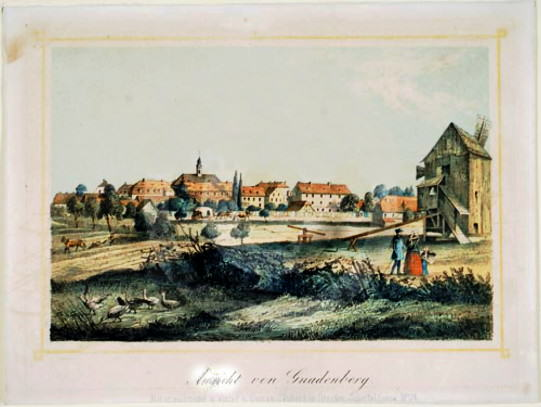 Gnadenberg, Gesamtansicht