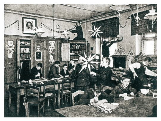 szkola w Niesky 1830