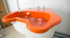 kąpiele wirowe