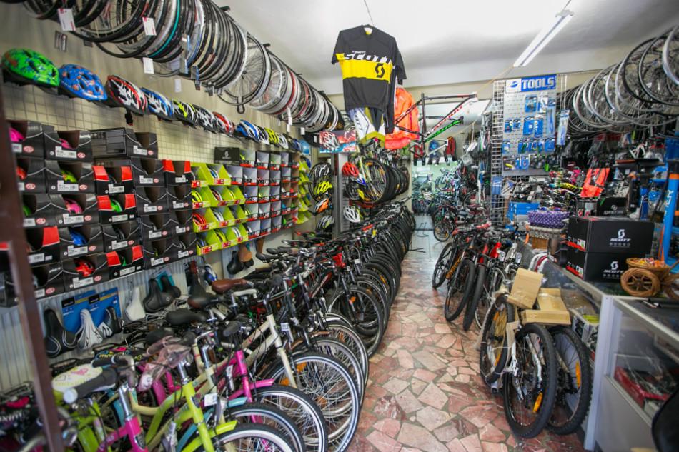 Rower dla siebie znajdzie tutaj zarówno początkujący amator jak i wymagający cyklista