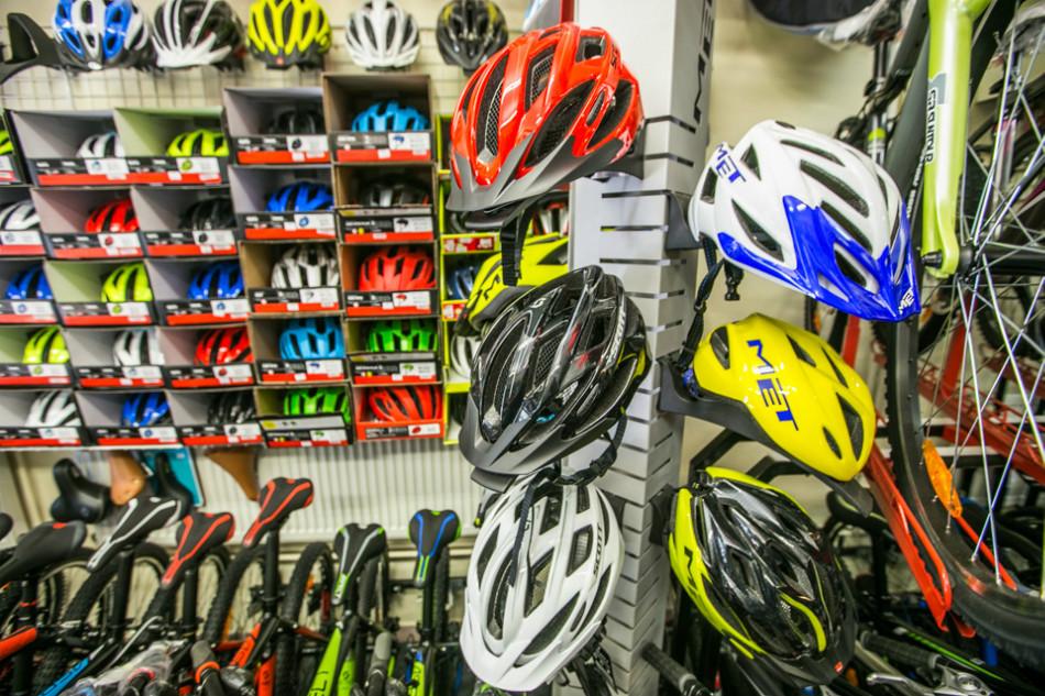 Rowery Apanasewicz to ogromny wybór akcesoriów rowerowych
