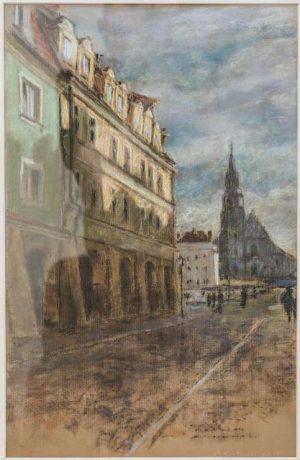 ul. B. Prusa w Bolesławcu, M. Kozłowski