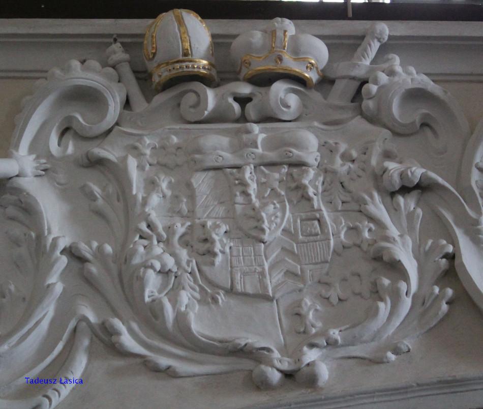 Il. 3 Herb biskupa F. L. von Pfalz-Neuburg