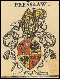 Il. 4 Herb wrocławskiego księstwa biskupiego
